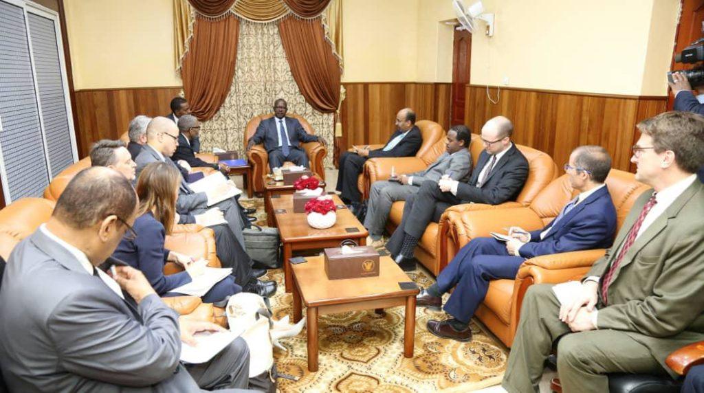 أمريكا: لن يتم فرض أي حلول من الخارج على السودان